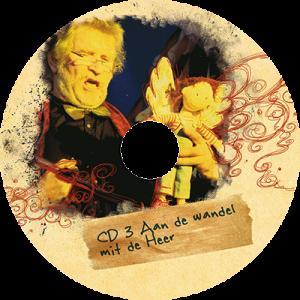 CD 3 - Aan de wandel mit de heer