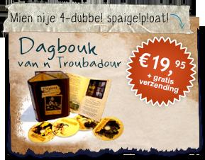 Hans van der Lijke Dagbouk van n Troubadour